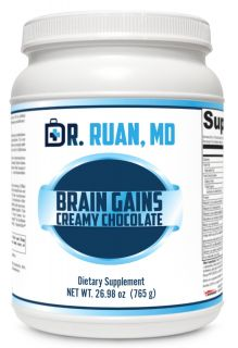 Brain Gains - Creamy Chocolate
